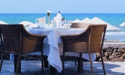 Dine with Sea View