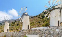 Lassithi Plateau Windmills